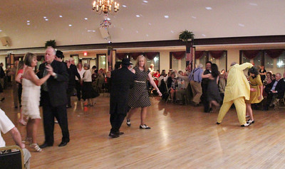 WWII Dance brings out Veterans and the community to dance the night away to some Big Band music at Sunnybrook Ballroom Friday, April 11.