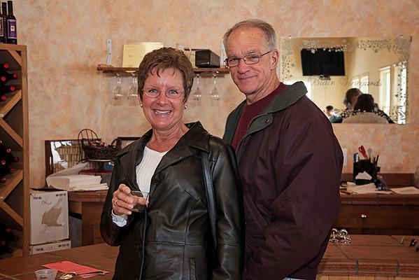 Berks Wine Trail Valentine's Day 2014