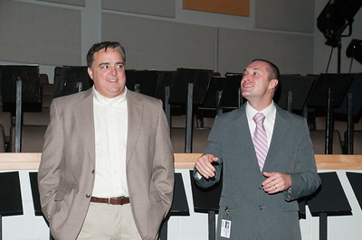 State Rep. Gary Day and BHASD superintendent Andrew Potteiger are enthusiastic about the event.