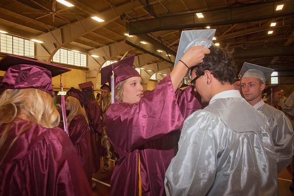 Brandywine Heights Class of 2015 Graduation