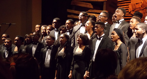 The Martin Luther King Jr. Service held at New Hanover United Methodist Church on Monday, Jan. 20.